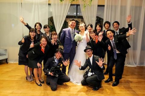 廣田ご夫妻さま