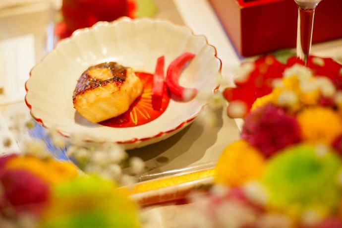 和懐石料理の素朴で優しくて美味しいものを。
