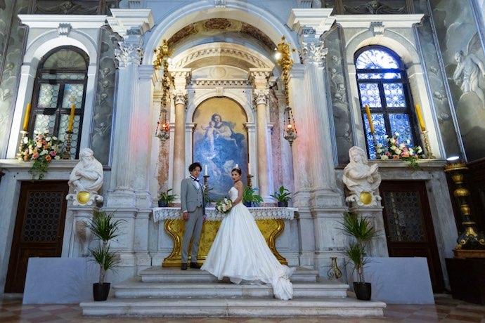 カルミニ大信徒会礼拝堂
