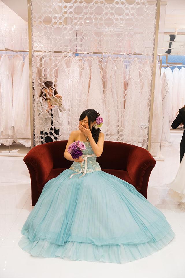 結婚式をわくわくして待ってます ゲストと楽しめるその時を 心をこめて結がサポートいたします。